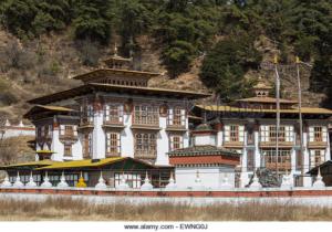 Kurgye Temple: Bumthang
